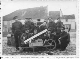 1939-1940 Sous Officiers Et Soldats De L'armée De L'air Française 1 Photos 1939-1945 39-45 Ww2 Wk2 - War, Military