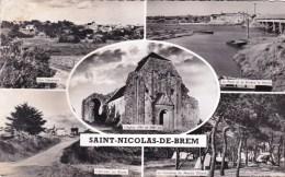 85 - Saint Nicolas De Brem ( Vendee ) -  Multivues - Frankrijk