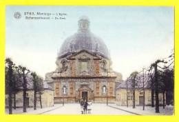 * Scherpenheuvel Zichem - Montaigu (Vlaams Brabant) * (G. Hermans, Nr 2763) L'église, Kerk, Church, Rare, Couleur, TOP - Scherpenheuvel-Zichem