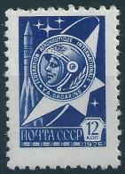 9632 Russia USSR Space Gagarin Definitive MNH - Raumfahrt