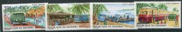 Dahomey (République Du )               PA  85/88 ** - Benin – Dahomey (1960-...)