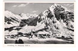 Österreich - Mittelberg - Kleinwalsertal - Kleinwalsertal