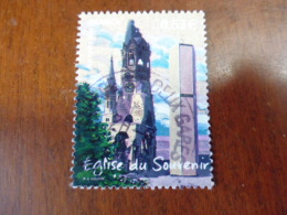 FRANCE TIMBRE OBLITERE YVERT N° 3811 - Gebraucht