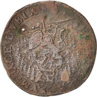 Pays-Bas, Token, Dutch Republic, Dordrecht, Reprise Des Hostilités, 1575, B+ - Pays-Bas