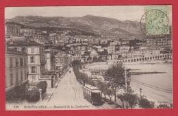 Monte Carlo  --  Boulevard De La Condamine - Monte-Carlo