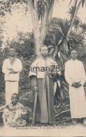 MALAWI - MISSION DU SHIRE DES PERES MONTFORTAINS - MONSEIGNEUR AUNEAU V. A. DE LA Cie DE MARIE - Malawi