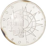 République Fédérale Allemande, 10 Mark, 1989, Munich, Germany, Argent, KM:172 - [10] Commémoratives