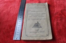 Notice Succincte Sur Les Divers Modèle De Grenade Dans L'armée Allemande 1918 - Documenten