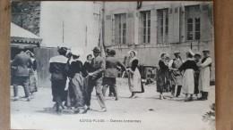 Kerou Plage. Le Pouldu. Danses Bretonnes. Coiffes Costumes. Rare - Le Pouldu