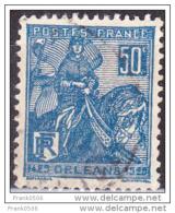 France 1929, Joan Of Arc, 50c, Used - France