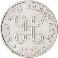 Finlande, Penni, 1976, SPL, Aluminium, KM:44a - Finlande