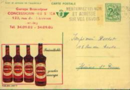 Carte Postale PUBLIBEL 2407F : GANCIA - Werbepostkarten