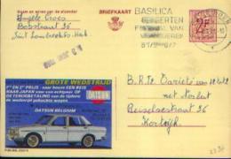 Carte Postale PUBLIBEL 2337N : DATSUN - Interi Postali