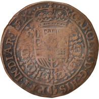 Pays-Bas Espagnols, Token, Belgium, Charles II, Anvers, Bureau Des Finances - Other