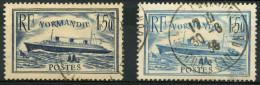 France (1935) N 299 à 300 (o) - France