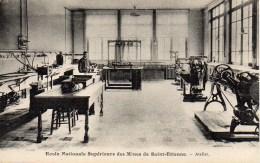 42  SAINT-ETIENNE  Ecole Nationale Supérieure Des Mines   - Atelier - Saint Etienne