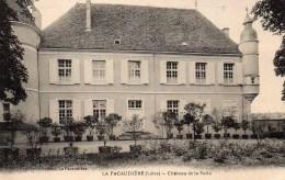 42 LA PACAUDIERE  Château De La Salle - La Pacaudiere