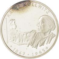 République Fédérale Allemande, 10 Mark, 1992, Karlsruhe, Germany, Argent,... - [10] Commémoratives