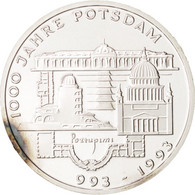 République Fédérale Allemande, 10 Mark, 1993, Stuttgart, Germany, Argent,... - [10] Commémoratives