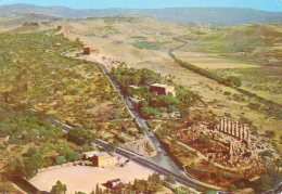 Agrigento - Valle Dei Templi - Veduta Aerea - Agrigento