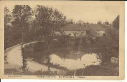 Prémery - Le Fourneau - Frankrijk