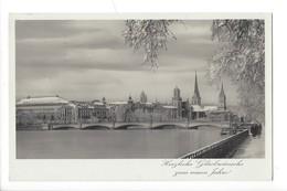 15192 - Zürich Herzliche Glückwünsche Zum Neuen Jahre - ZH Zurich