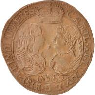 Belgique, Token, Spanish Netherlands, Charles II, Anvers, 1680, TTB+, Cuivre, 33 - Belgium