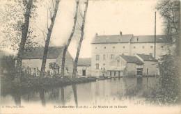 91 - GIRONVILLE - Moulin De La Bonde - France