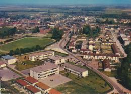 08 - GRANDVILLIERS : Vue Aérienne - Le C.E.S - Grandvilliers
