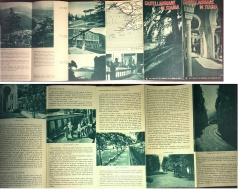 CASTELLAMMARE DI STABIA - DEPLIANT / BROCHURE - PIEGHEVOLE - 1949 - Tourism Brochures