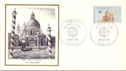 FDC -  FRANCIA - EUROPA  - ANNO 1971 - 1971