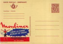 Carte Postale Neuve PUBLIBEL 2714FN MOULINEX à GOSSELES - Stamped Stationery