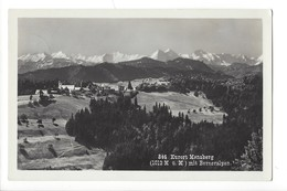 15196 -   Kurort Menzberg Mit Berneralpen - LU Lucerne