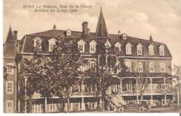 Hotel Le Manoir, Rue De La Cours, Riviere Du Loup, Quebec - Quebec
