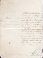 E733 CUBA SPAIN ESPAÑA 1896. INDEPENDENCE WAR. ORDEN DE CAPTURA POR REBELION. INDENDENCE WAR. - Historical Documents