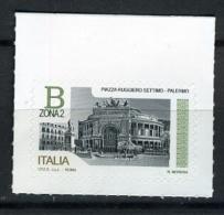 2016 -  Italia - Italy - Piazza Ruggiero Settimo In Palermo  € 2,20 -  Mint - MNH - 1946-.. République
