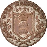 Grande-Bretagne, Token, Garton's Hull (Yorkshire) Copper Conder Halfpenny - United Kingdom