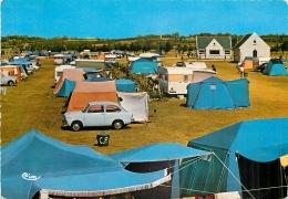 D 29 - LE GUILVINEC - Camping De La Plage   - 1827 - Guilvinec