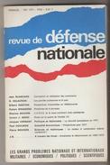 """""""REVUE DEFENSE NATIONALE"""" MENSUELLE 2/1971 - Grands Problèmes Nat. Et Internat. Militaires économiques Politiques Scien - Economie"""