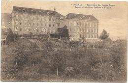 Virginal NA3: Pensionnat Des Sacrés-Coeurs. Façade De Derrière. Jardins Et Vergers 1925 - Ittre