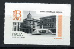 2016 -  Italia - Italy - Piazza De Ferrari In Genova  € 3,70 -  Mint - MNH - 1946-.. République
