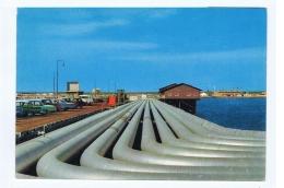 KUWAIT - OIL PIPE LINE - AHMADI - EDIT NATIONAL ART SERVICE - 1970s ( 735 ) - Koweït
