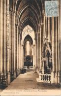 NANCY - 54 -  Eglise Saint Pierre - La Nef Latérale  - ENCH0616 - - Nancy