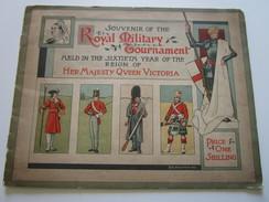 Souvenir Of The ROYAL MILITARY TOURNAMENT (16 Pages) - Armée Britannique