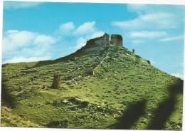 R2181 Sardara (Cagliari - Sud Sardegna) - Ruderi Del Castello Monreale - Panorama / Non Viaggiata - Altre Città