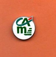 Pin´s - CREDIT AGRICOLE De La Meuse - Banken