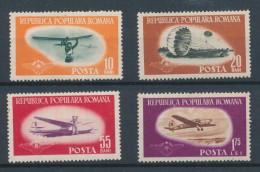 1953. Topics Transport - Romania :) - Airships