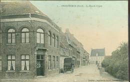 France : Steenwerck  -  La Rue Du Cygne - Autres Communes