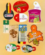 étiquettes Fruits + Légumes (labels) - Fruits & Vegetables