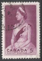 Canada. 1964 Royal Visit. 5c Used. SG 539 - 1952-.... Reign Of Elizabeth II